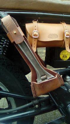 Side Bag Saddle Bag Untuk Royal Enfield Kulit Asli Buatan The Rongkah handmade saddlebags and custom made seat from grain saddle leather bikers gadget