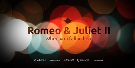 romeo and juliet powerpoint template romeo juliet ii when you fall in by wayman