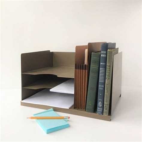 Desk File Organizer 17 Best Ideas About Desk File Organizer On Desktop File Organizer Office Desks For