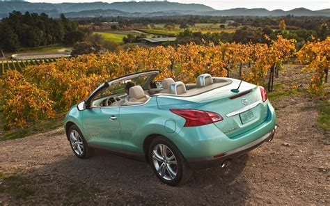 convertible nissan truck styling analysis murano crosscabriolet or evoque