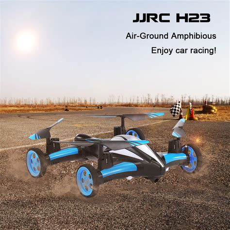 Drone Ground Air Jjrc H23 6 Axis Gyrobest Dual Mode best jjrc h23 2 4g flying car rtf rc sale shopping
