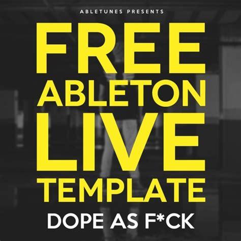 free ableton live templates baixar premium royalty free ableton live templates sle