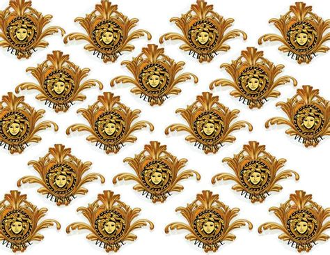 gold versace pattern versace print background created this pattern by setting