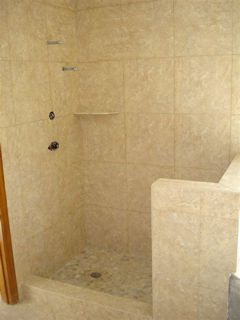 porcelain tile for bathroom shower 26 amazing pictures of ceramic or porcelain tile for shower