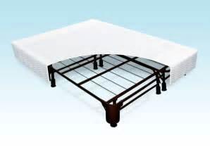 King Size Smart Base Steel Bed Frame Smart Base Steel Bed Frame