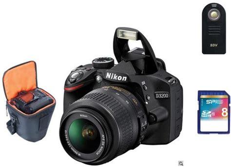 nikon d3200 digital slr review nikon d3200 24 2 mp slr black review and buy