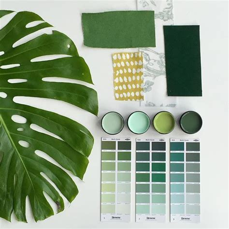 green with envy this mood board will ignite your