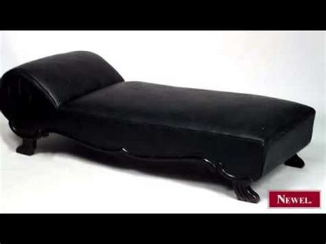 psychiatrist sofa antique american victorian psychiatrist couch with black
