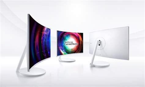 Monitor Samsung Curved ces 2017 samsung stellt neuen quantum dot monitor vor samsung germany newsroom
