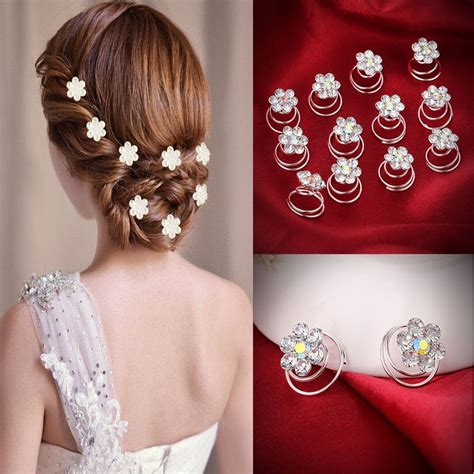 Wedding Hair Accessories Bling by 24pcs Hair Tools For Hairdressers Hair Accessories