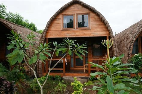 Cotton Tree Cottages Gili by Outside Of Our Lumbung Picture Of Cotton Tree Cottages