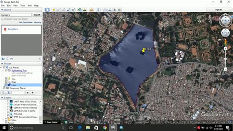 working with kml and kmz format digitize in google earth