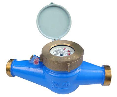 2 meter feet dn25 multi jet water flow meter cold dry dial 1 quot bsp