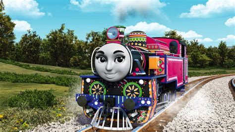 thomas tank engine new thomas the tank engine multicultural characters stoke