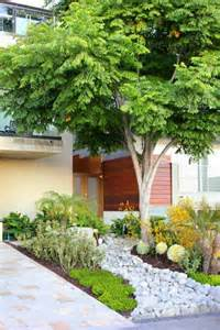 Small Pebble Garden Ideas Small Front Garden Design 25 Inspiring Exles Fresh Design Pedia