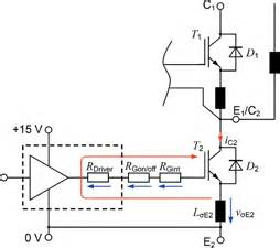 induced voltage across an inductor driving igbts with unipolar gate voltage 31 may 2006 dataweek