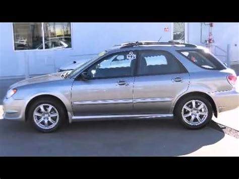 subaru impreza station wagon 2007 2007 subaru impreza outback sport w special edition