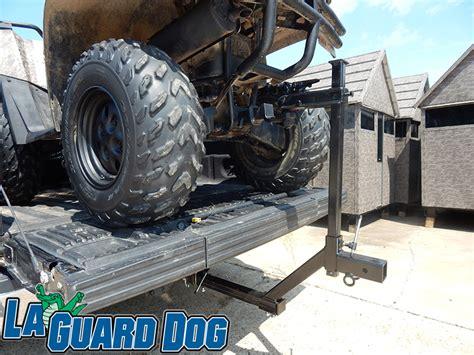 guard dog atv tie   slack  ator  la guard dog