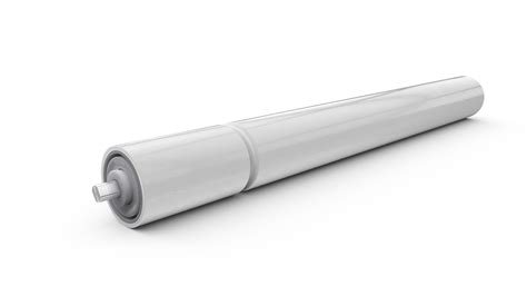 Roller Teflon 487 plastic roller dyno conveyors roller belt chain