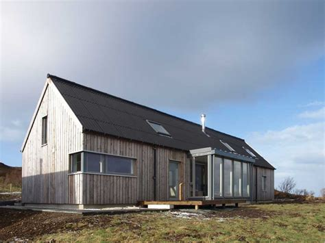 long house design long house isle of skye property scotland e architect