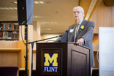 Um Flint Named To Princeton by Um Flint To Create Second Donor Funded Active Learning