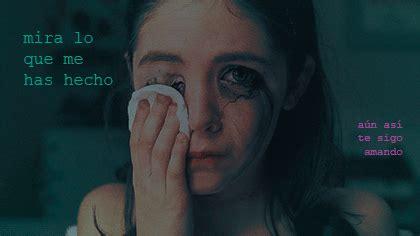 imagenes de gente llorando con movimiento chica llorando gif