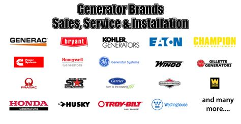 generators affordable electrical repair