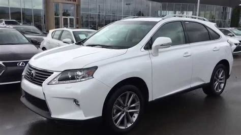 lexus rx white lexus rx 350 2015 white wallpaper 1280x720 37212