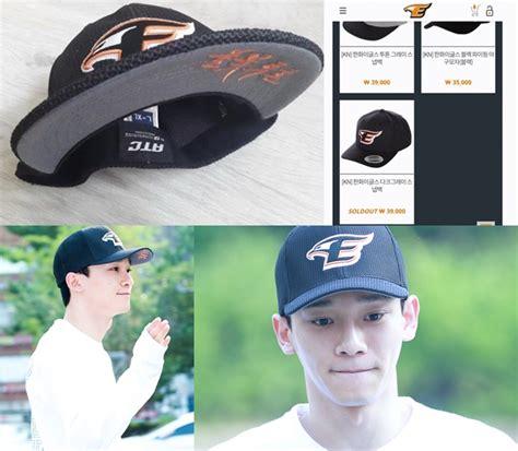 Topi Baseball Putih Rotiform Keren Yomerch gara gara dipakai chen topi baseball ini mendadak laris