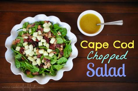 cape cod salad recipe cape cod chopped salad healthyeating