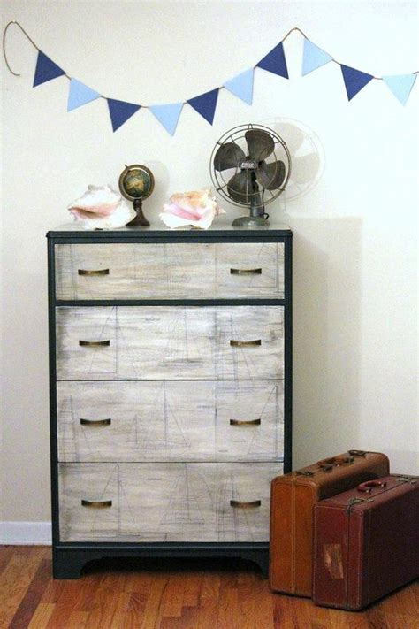 Nautical Bedroom Furniture 25 Best Ideas About Nautical Dresser On Pinterest Nautical Bedroom Furniture Nautical Drawer