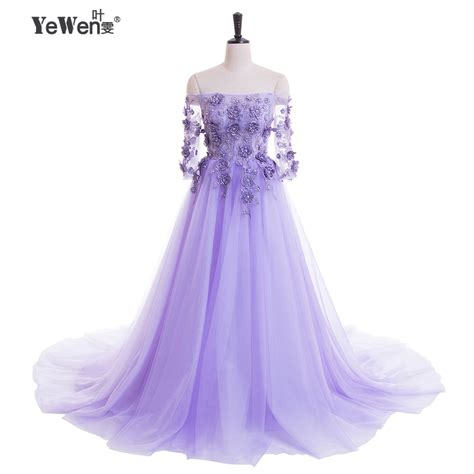 lavender color dress aliexpress buy 2017 lavender color