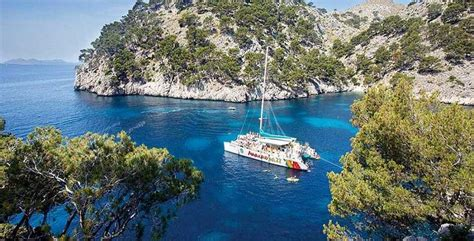 boat trip palma mallorca tours holiday activities excursions