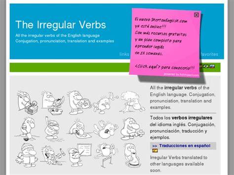 irregular verbs 2nd grade irregular verbs list 2nd