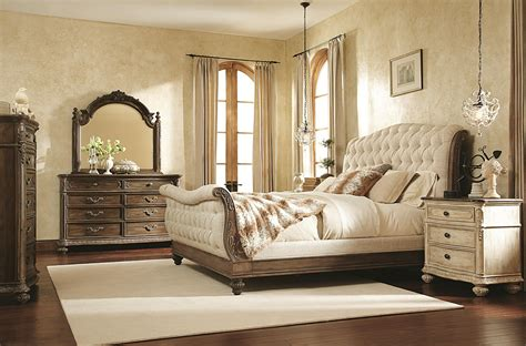 jessica collection bedroom set upholstered sleigh beds queen jessica mcclintock home