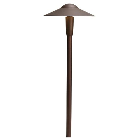 Kichler Lighting 15810azt Outdoor Lighting Ls From The Kichler Led Landscape Lighting