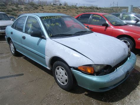 1994 plymouth colt information and photos momentcar