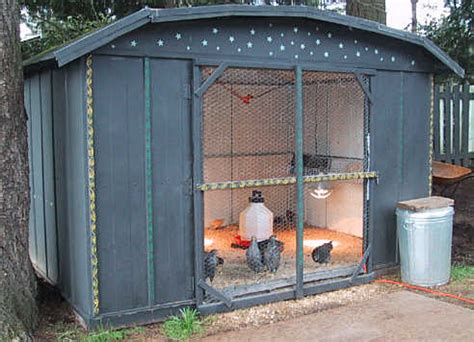 chicken coop shed tbn ranch