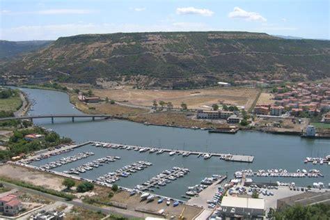 porto di bosa porto di bosa marina porto fluviale porti turistici italiani