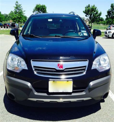 manual cars for sale 2009 saturn vue windshield wipe control find used 2009 saturn vue xe v6 suv awd 3 5 liter 6 cyl 92 600 miles in flanders new jersey