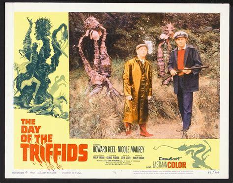 the day of the una pagina de cine 1962 the day of the triffids la semilla del espacio ing lc 06 jpg