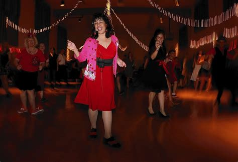 swing dance baltimore social dancing can be a lift and a turnaround baltimore sun