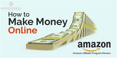 Make Money Online Amazon - amazon affiliate program review how to make money online