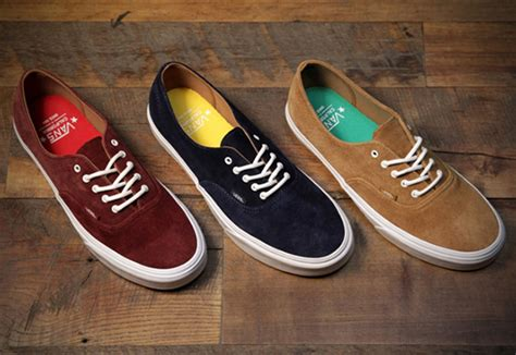 Promo Vans Authentic California vans california authentic decon quot buck quot sneakernews