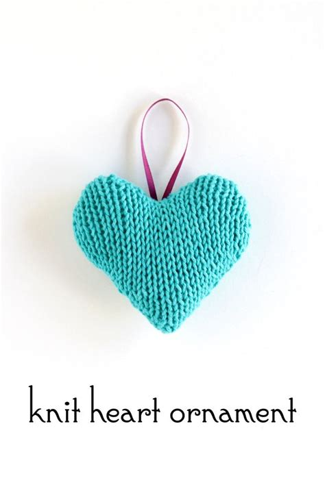 knit heart pattern easy the 25 best knitted heart ideas on pinterest knitted