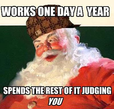 Santa Memes - the fat man is coming