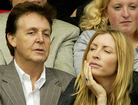 Mills Wants Paul Mccartney Back by Heartbreaking Mccartney Voicemail Comes Back To Haunt