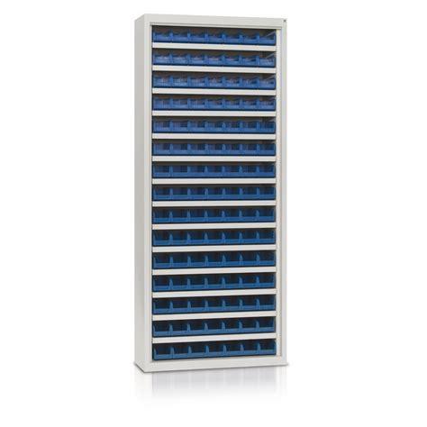 armadi contenitori armadio a 105 contenitori mm 840x280x2005 p155bl