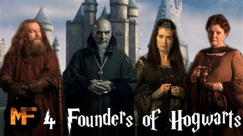 founders of four founders of hogwarts hogwarts origins explained