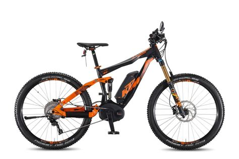 Ktm Electric Bike Ktm Macina Egnition 11 P5 45 2016 Electric Bikes From